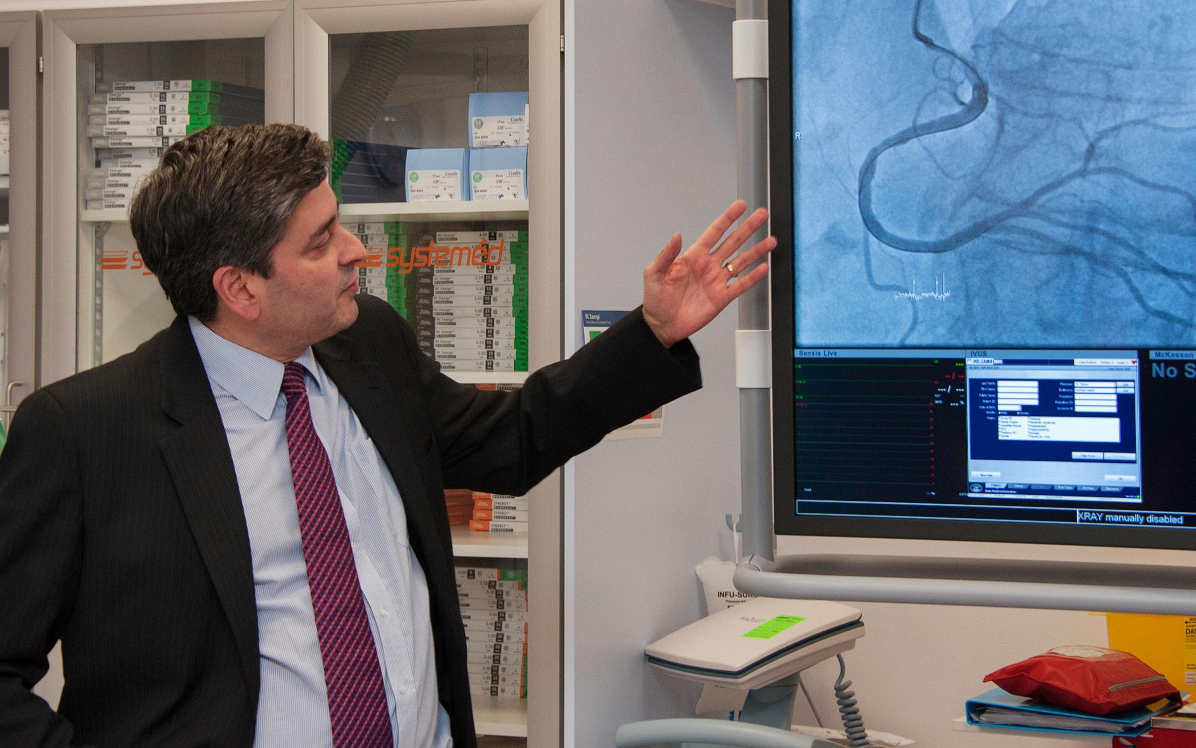 Dr Suneel Talwar, Cardiologist Bournemouth presentation